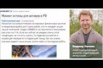 Владимир Левченко — Рубль: мои модели говорят о развороте (28.02.2017)