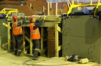 НаСреднеуральском медеплавильном заводе установлены основные плавильные агрегаты