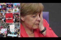 Упадок настроения в Германии, окружает DAX и должностные лица