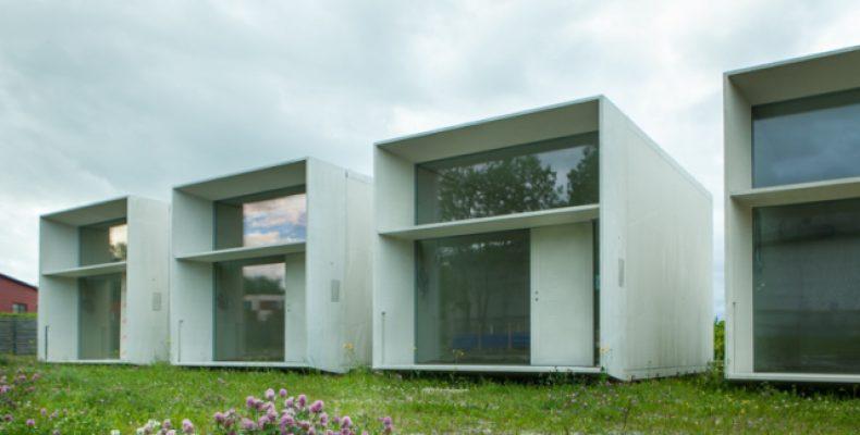 Koda — мобильные бетонные дома