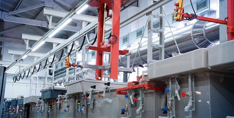 «Швабе» осуществило модернизацию цехов новосибирского завода