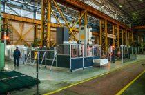НаБалтийском заводе введен вэксплуатацию гидростатический фрезерный станок «SPIRIT 100»