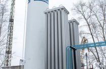 «Окская судоверфь» ввела вэксплуатацию новую кислородную станцию