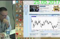 Степан Демура — EUR-USD на 1,17-1,18, потом на 0,87 (25.05.2017)