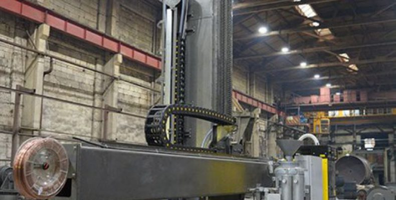 Курганхиммаш проводит масштабную модернизацию производства
