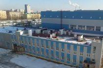 ВМоскве возведен новый корпус Центрального научно-исследовательского института «Комета»