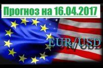 EURUSD — ПРОГНОЗ НА 16.04.2017