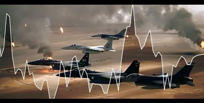 Если вспыхнет война, акции рухнут?