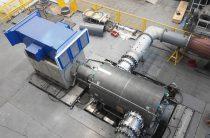 НаМагнитогорском металлургическом комбинате введен турбокомпрессор производства «РЭП Холдинга»