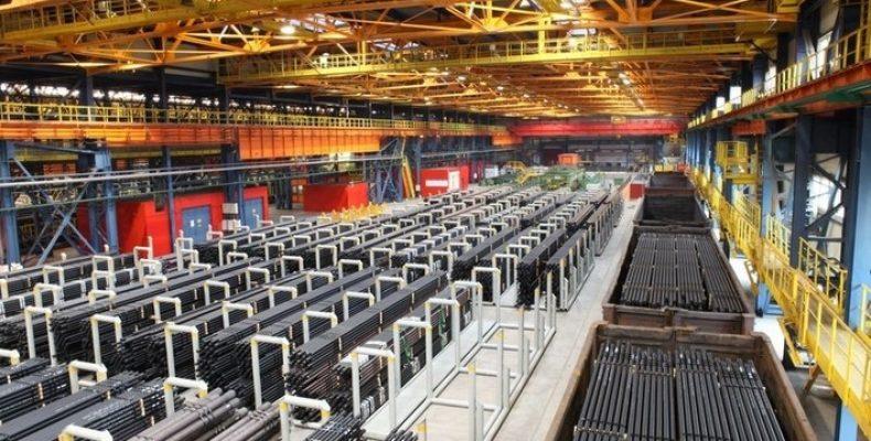 Группа ЧТПЗ увеличивает производство труб для нефтяных игазовых месторождений