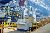 Ступинская металлургическая компания запустила новую печь для гомогенизации слитков