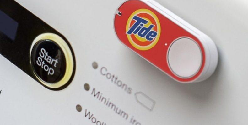 Amazon подал заявку на регистрацию товарного знака для кнопок Dash в России