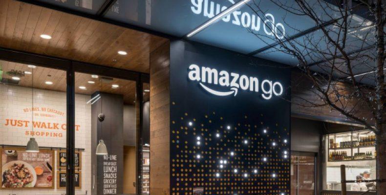 Amazon Go, Echo, Kindle: как Amazon удаётся внедрять инновации быстрее Apple и Google