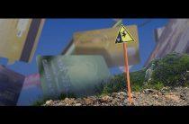 Ещё один предупреждающий знак на пике Долговой горы