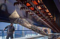 Омский электромеханический завод открыл первый врегионе цех горячего цинкования