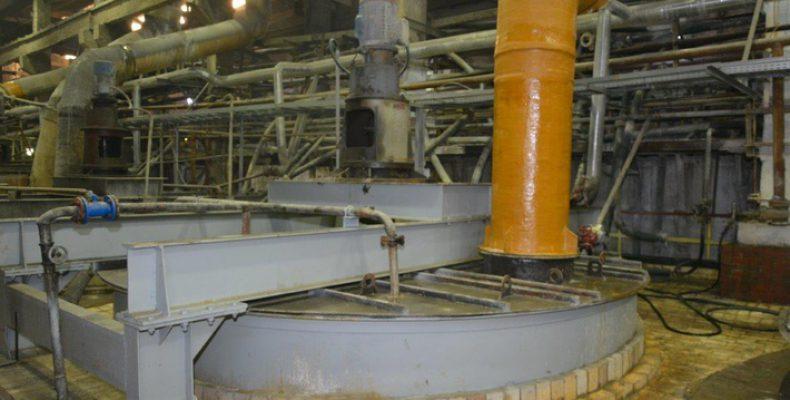 Вгидрометаллургическом цехе Челябинского цинкового завода запущен реактор увеличенной мощности
