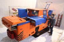Модернизация шахтного электровоза К-14МА вК-17М для ГМК «Норильский Никель»