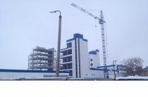 Сдан вэксплуатацию административно-бытовой корпус одного изцехов Салаватского химического завода