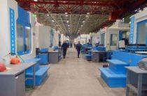 Новый участок, оснащенный отечественным оборудованием заработал назаводе Сокол (Нижний Новгород)