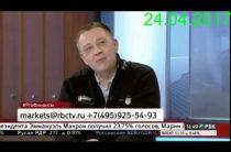 Степан Демура — Рубль: ждем первое движение до 70 (24.04.2017)