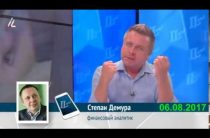 Степан Демура — Золото и доллар — это реальные деньги (06.08.2017)