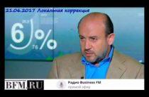 Григорий Бегларян — Рубль: пробой 61 — признак разворота (21.06.2017)