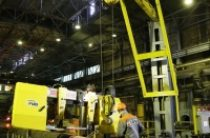 ЕВРАЗ НТМК модернизирует оборудование фасонно-литейного цеха