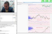 Олейник vs В.П.Гусев — Покупать ли доллары агрессивно !? (31.08.2017)