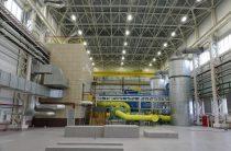 НаМедногорском медно-серном комбинате вОренбургской области запустили кислородную станцию
