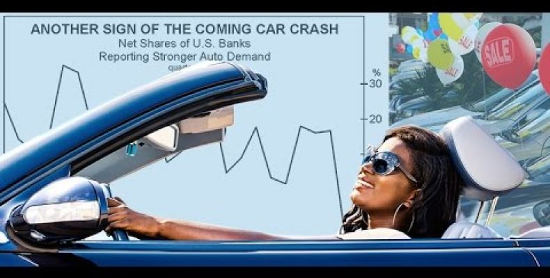 «Extend and Pretend» and Other Signs of the Coming «Car Crash»