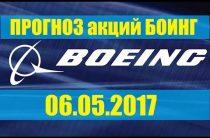 БОИНГ — ПРОГНОЗ АКЦИЙ НА 06.05.2017