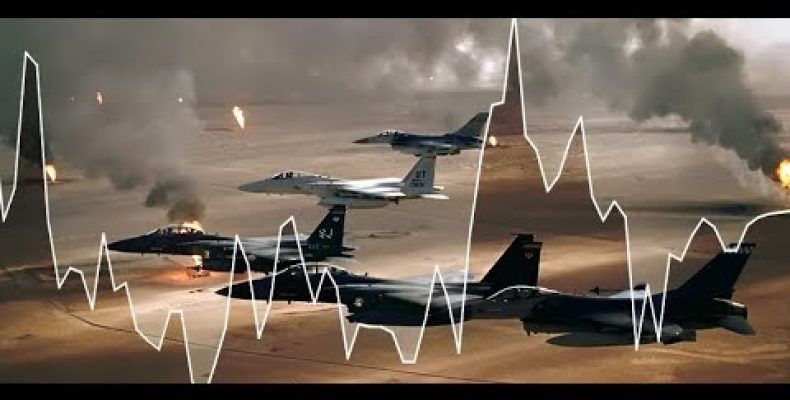 If War Breaks Out, Will Stocks Crash?