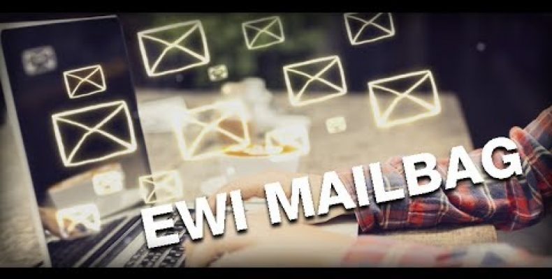 You Asked. We Answered. (July 2017 «Video Mailbag» Episode.)