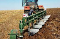Концерн «Техмаш» разработал новую модификацию плуга для обработки почвы