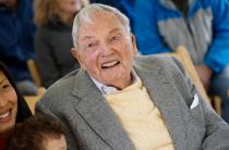 В США в возрасте 101 года скончался миллиардер и филантроп Дэвид Рокфеллер